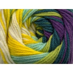 DB Yellow White Purple Navy Green Shades 42206