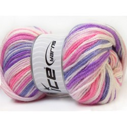 GB White Purple Pink Lilac 33394