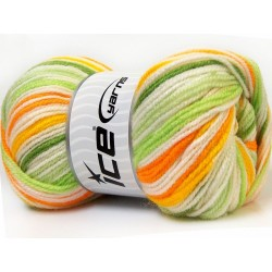 GB Yellow White Orange Green Shades 33398