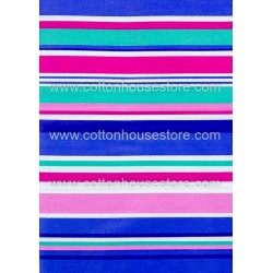 Cotton Fabric 30005-X Stripes 1m