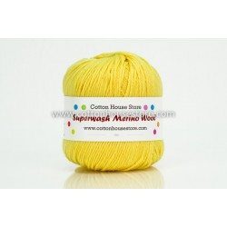 Merino Yellow 106 50g