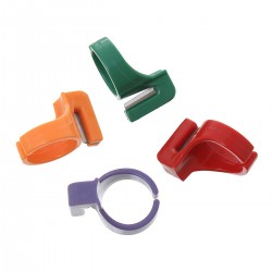 ABS Rings Finger Knife Cutter 1pc