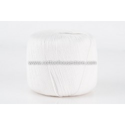 Cotton Lace No. 5 White 01