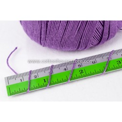 Cotton Lace No. 5 Purple 23