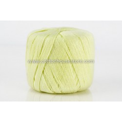 Cotton Lace No. 5 Light Yellow 04