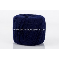 Cotton Lace No. 5 Dark Blue 12