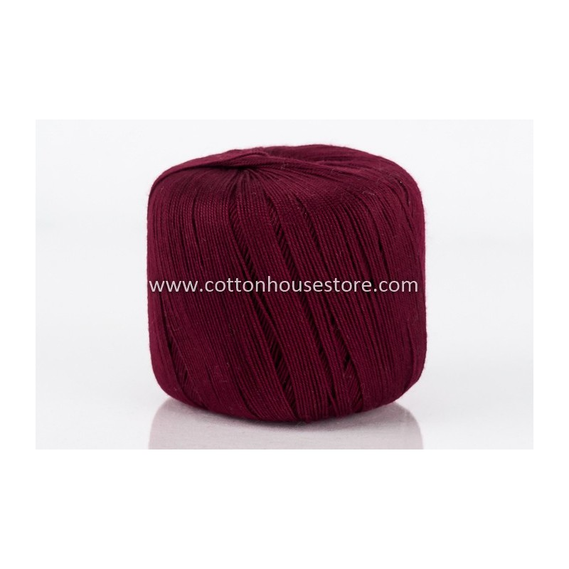 Cotton Lace No. 5 Red 02