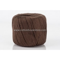 Cotton Lace No. 5 Dark Choc 18