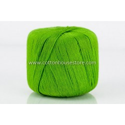 Cotton Lace No. 5 Bright Green 10