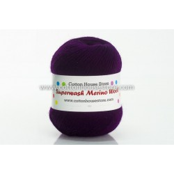 Merino Dark Purple 2248 50g