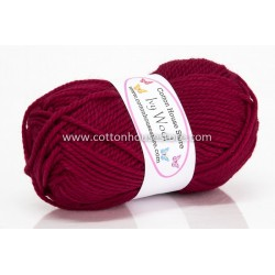 Ivy Wool A16 Dark Red 100g