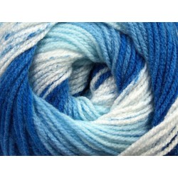 ML White Blue Shades 47988