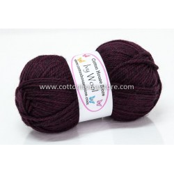 Ivy Wool A18 Denim Dark Red 100g