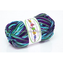 Candy Blue Purple 22