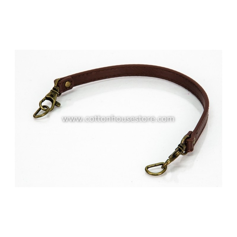 Leather Purse Handle Bolt And D Ring 112 (1pc)