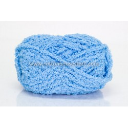 Fluffy Blue 90gm C15 (Limited Stock)
