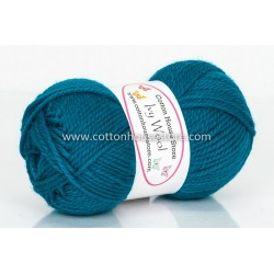 Ivy Wool A53 Dark Elm 100g