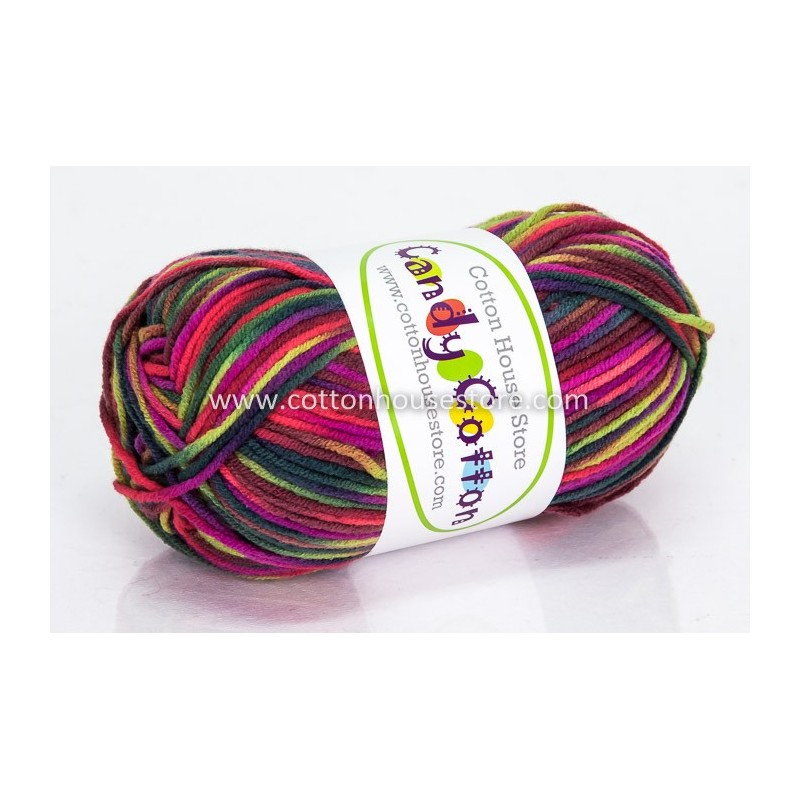 Candy Cotton New S28