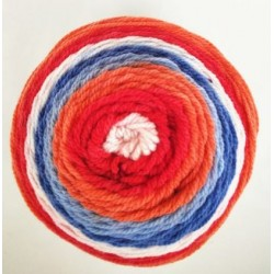 Cake Yarn Acrylic 85gm 07
