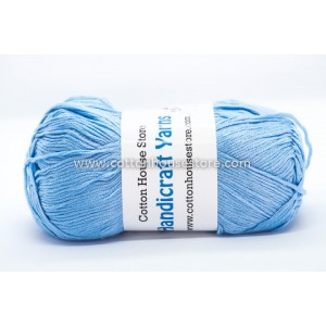 Bamboo 50g Light Blue 909