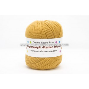 Merino Dark Gold 110 50g