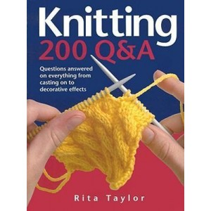 Knitting 200 Q&A BOK-453