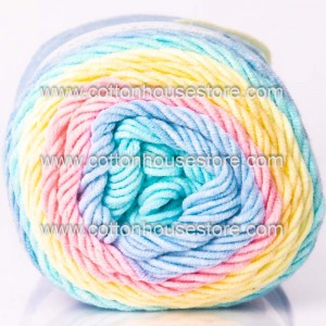 Cotton Cake 100g 11 Yellow...
