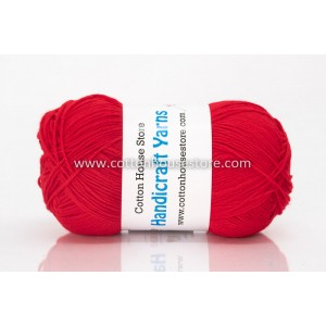 Bamboo 50g Bright Red 924...