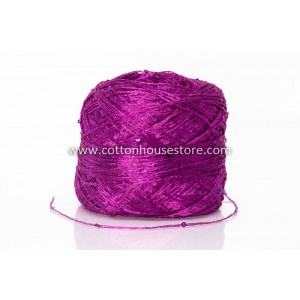 Fine Cotton Magenta with...