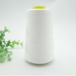 Sewing Thread White 01