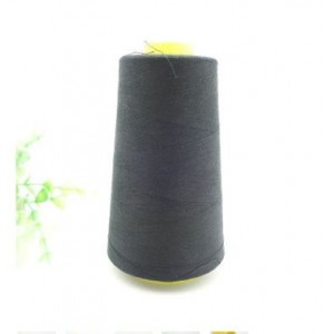 Sewing Thread Black 02