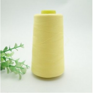 Sewing Thread Light Yellow 07