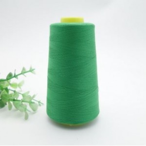 Sewing Thread Green 09
