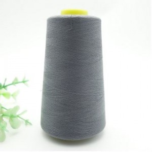 Sewing Thread Dark Grey 10