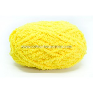 Fluffy Bright Yellow A81...