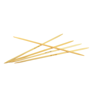 20cm Bamboo DPN 3.5mm US4