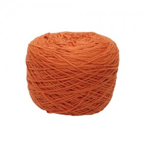Fine Cotton Dark Orange 017B