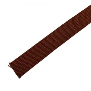 Chocolate Cotton Webbing...