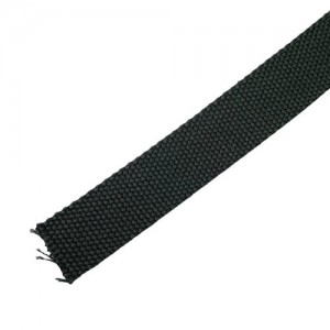 Dark Grey Cotton Webbing...