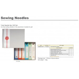 Tulip Sewing Needle Gift Set (6 types)