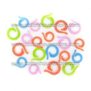 20 pcs Split Ring Stitch...