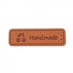 Labels PU Leather...