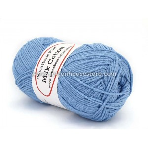 Milk Cotton Series Sky Blue 78