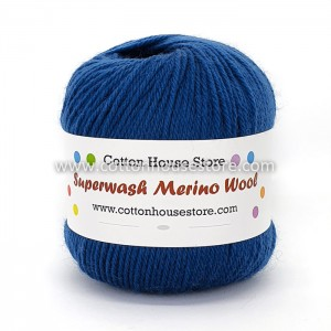 Merino Navy Blue 308 100g