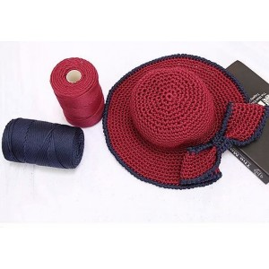 Thick Nylon Red 3mm 24...