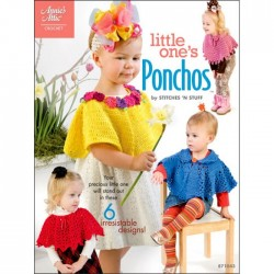 Little One's Ponchos BOK-144